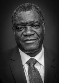 How to pronounce Denis Mukwege - Photo by Claude TRUONG-NGOC