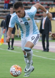 How to pronounce Lautaro Martínez - Photo by Agencia de Noticias ANDES