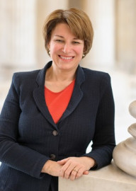 How to pronounce Amy Klobuchar - Photo by United States Senate