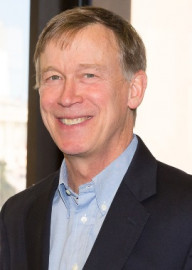 How to pronounce ​John Hickenlooper - Photo by US Department of Labor