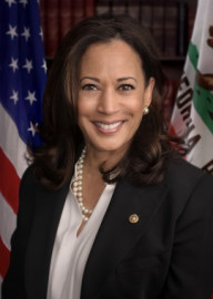 How to pronounce Kamala Harris - Photo by United States Senate