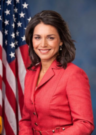 How to pronounce ​Tulsi Gabbard - Photo by United States Congress