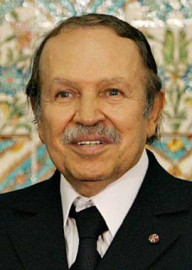 How to pronounce Abdelaziz Bouteflika - Photo by Ricardo Stuckert/PR