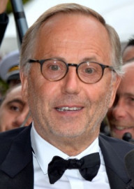 How to pronounce Fabrice Luchini - Photo by Georges Biard