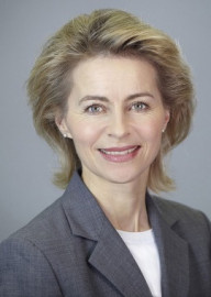 How to pronounce Ursula von der Leyen - Photo by Laurence Chaperon