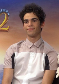 How to pronounce ​Cameron Boyce - Photo by MTV International