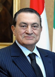 How to pronounce Hosni Mubarak - Photo by Presidenza della Repubblica