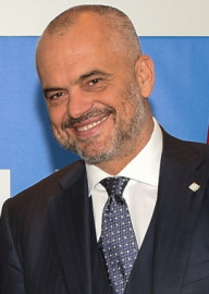 How to pronounce Edi Rama - Photo by U.S. Department of State