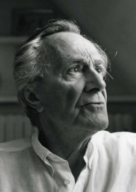 How to pronounce Jean-François Lyotard - Photo by Bracha L. Ettinger, retouched by AM