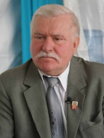 How to pronounce Lech Wałęsa - Photo by MEDEF
