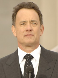 How to pronounce Tom Hanks - Photo by Yeoman 1st Class Donna Lou Morgan