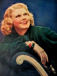 How to pronounce Jean Harlow