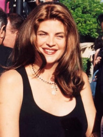 How to pronounce Kirstie Alley - Photo by Alan Light