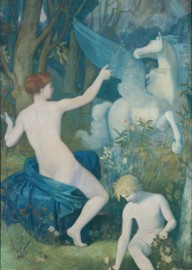 How to pronounce Pierre Puvis de Chavannes