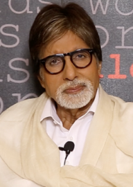 How to pronounce Amitabh Bachchan - Photo by TeachAIDS