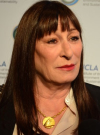 How to pronounce Anjelica Huston - Photo by Mingle Media TV
