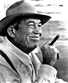 How to pronounce John Huston