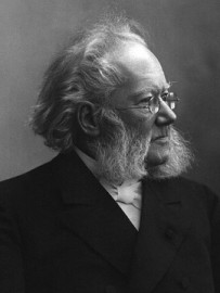How to pronounce Henrik Ibsen - Photo by Gustav Borgen