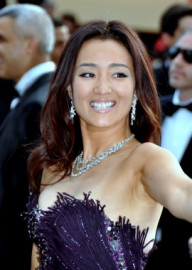 How to pronounce Gong li - Photo by Georges Biard
