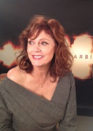 How to pronounce Susan Sarandon - Photo by Sillygoosefilms
