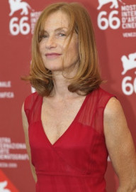How to pronounce Isabelle Huppert - Photo by Nicolas Genin