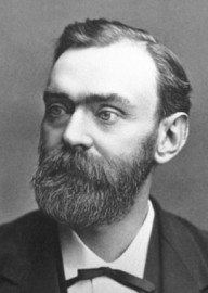 How to pronounce Alfred Nobel