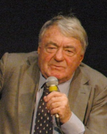 How to pronounce Claude Lanzmann - Photo by Roman Bonnefoy