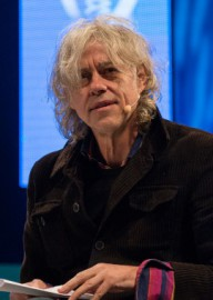 How to pronounce Bob Geldof - Photo by Stefan Schäfer