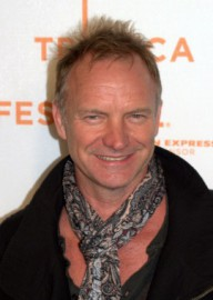How to pronounce Sting - Photo by David Shankbone