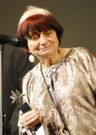 How to pronounce Agnès Varda - Photo by Festival Internacional de Cine en Guadalajara