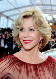 How to pronounce Jane Fonda - Photo by Georges Biard