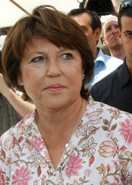 How to pronounce Martine Aubry - Photo by Dudou