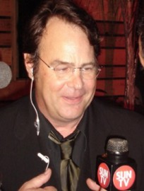 How to pronounce Dan Aykroyd - Photo by Tony Shek