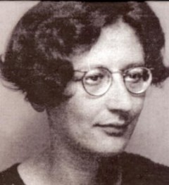 How to pronounce Simone Weil