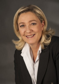 How to pronounce Marine Le Pen - Photo by Foto-AG Gymnasium Melle