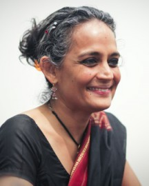 How to pronounce Arundhati Roy