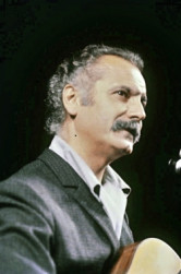How to pronounce Georges Brassens - Photo by Roger Pic