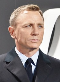 How to pronounce Daniel Craig - Photo by www.GlynLowe.com