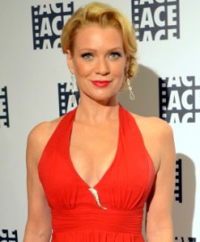 How to pronounce Laurie Holden - Photo by MingleMediaTVNetwork