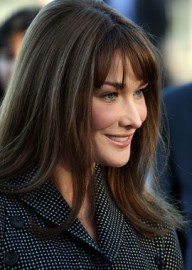 How to pronounce Carla Bruni - Photo by Remi Jouan