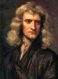 How to pronounce Isaac Newton
