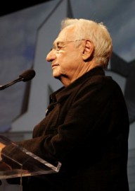 How to pronounce Frank Gehry - Photo by Paul Morigi