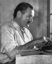 How to pronounce Ernest Hemingway
