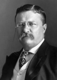 How to pronounce Theodore Roosevelt - Photo by Pach Bros.