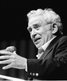 How to pronounce Norman Mailer - Photo by MDCarchives