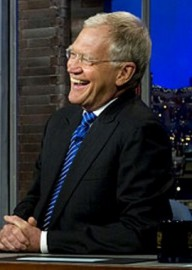 How to pronounce David Letterman - Photo by Gage