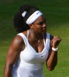 How to pronounce Serena Williams - Photo by Carine06