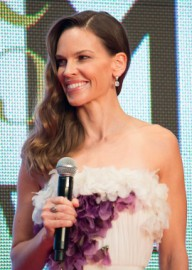 How to pronounce Hilary Swank - Photo by Dick Thomas Johnson