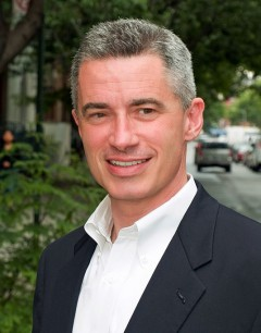 How to pronounce Jim McGreevey - Photo by McGreevey