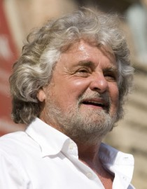 How to pronounce Beppe Grillo - Photo by Giuseppe Favia